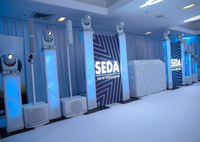 Video Wall AT SEDA